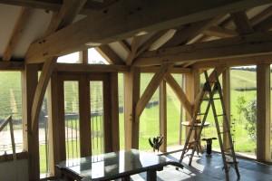 oak frame exeter