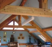 oak frame somerset