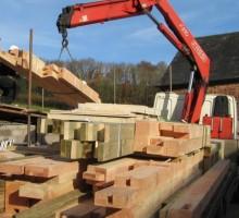 somerset oak timber framing