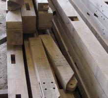 oak timber framing devon