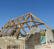 south devon oak frames