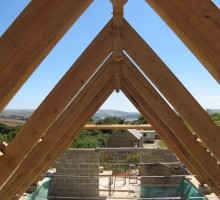 south devon oak frames