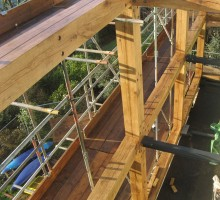 timber builders devon
