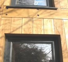 devon oak frame building