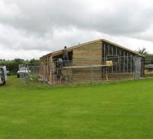 devon oak frame buildings