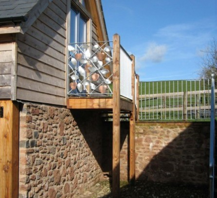 somerset oak timber frames