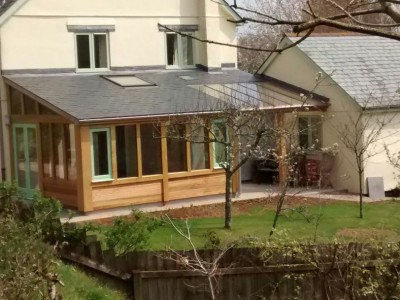 ... light in an extension and the open nature of the design of a timber  frame building enables lots of opportunities to incorporate natural light  into the ...