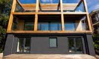 plymouth oak frame building